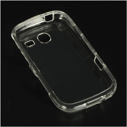 Insten Hard Crystal Cover Case For Samsung Freeform III R380, Clear