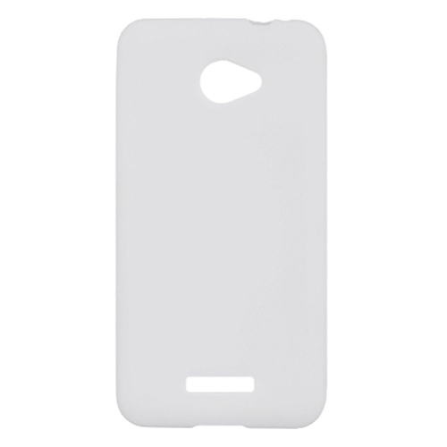 Insten Rubber Case For HTC Droid DNA, Clear