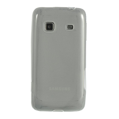 Insten Rubber Cover Case For Samsung Galaxy Prevail, Clear