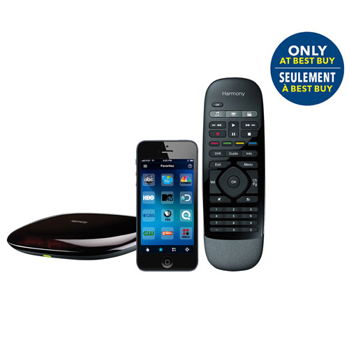 Logitech Harmony Smart Control with Home Hub 915-000194