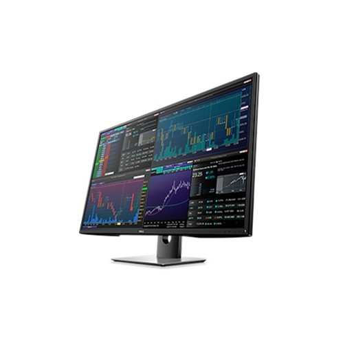 "Dell 43"" 4K UHD 76 Hz 8 ms GTG WLED Monitor - Black - (P4317Q)"