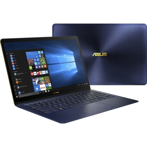 "Asus ZenBook 3 Deluxe UX490 UX490UA-XS74-BL 14"" LCD Notebook - Intel Core i7 (7th Gen) i7-7500U Dual-core (2 Core) 2.70 GHz -"