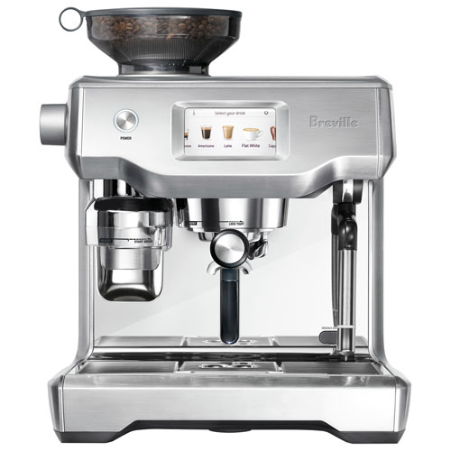 Breville Oracle Touch Espresso Machine with Frother ...