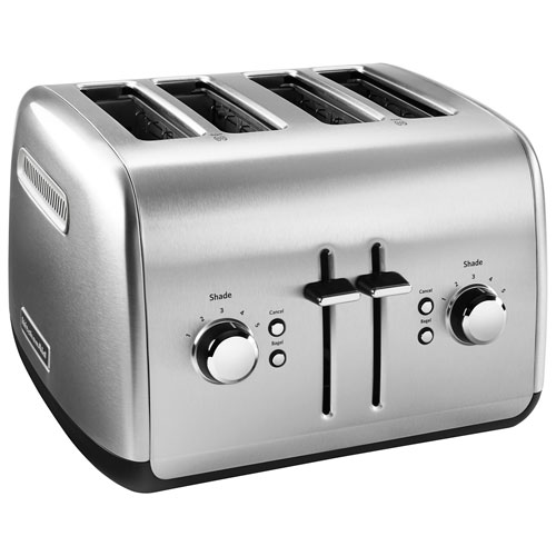 oven reviews toaster artisan kitchen slice kitchenaid toasters aid
