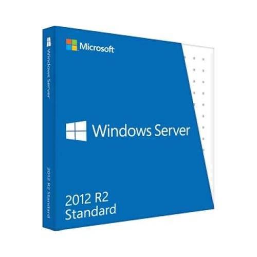 Microsoft Windows Server 2012 (00FF245)