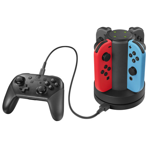 Insignia Charge Station for Nintendo Switch Joy-Con