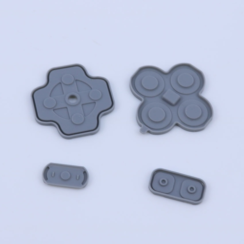New Nintendo 3DS 2015 Replacement ABXY Conductive Rubber Pad Buttons
