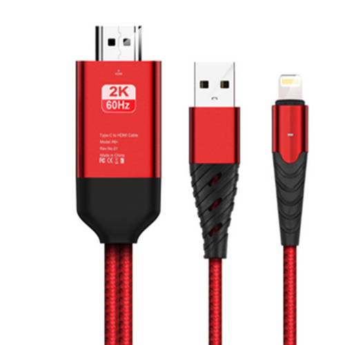 iphone to hdmi adapter. iphone lighting to hdmi hdtv av adapter cable iphone hdmi p