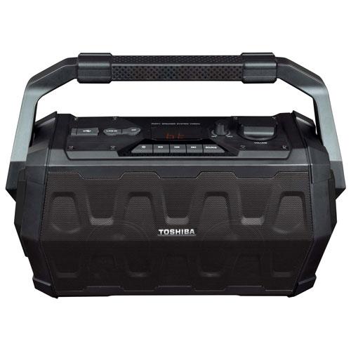 Toshiba Trolley ASC20 Bluetooth Wireless Speaker System - Black