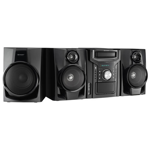 Sharp BH1050 Mini HiFi System with Subwoofer