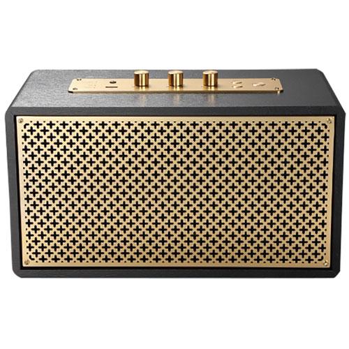 Haut-parleur Bluetooth sans fil WSP67 de Toshiba - Noir
