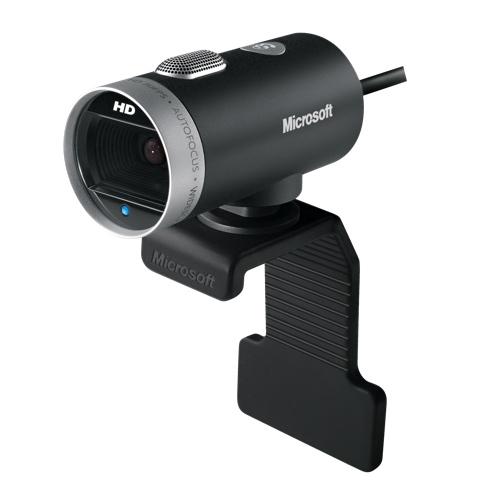 Microsoft LifeCam Cinema Webcam (H5D-00018) - Black - Open Box