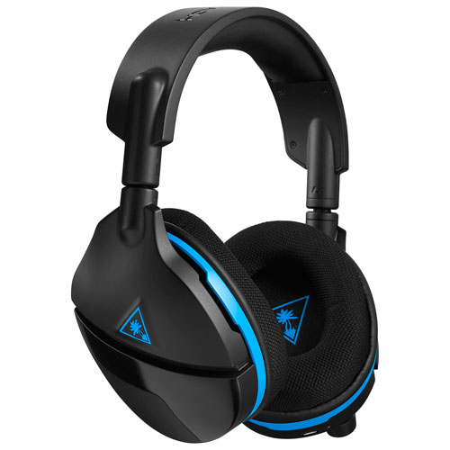 Turtle Beach Stealth 600 Over-Ear Wireless Gaming Headset for PS4 - Black