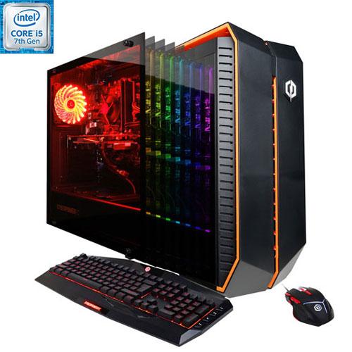 CyberPowerPC Gamer Xtreme PC (Intel Core i5-7600K/1TB HDD/8GB RAM/NVIDIA GTX 1060/Windows 10)