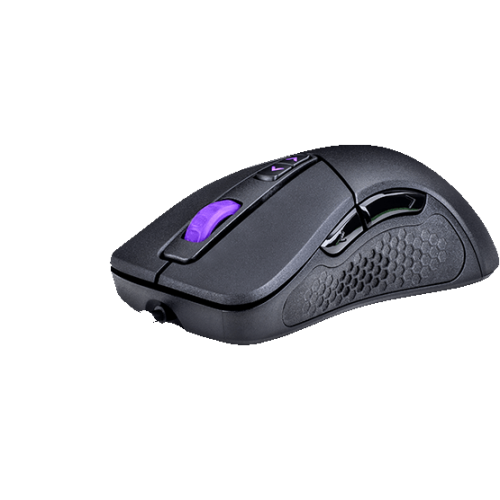 Cooler Master MasterMouse MM530 RGB Palm Grip Pixart 3360 Sensor 12000 DPI Gaming Mouse