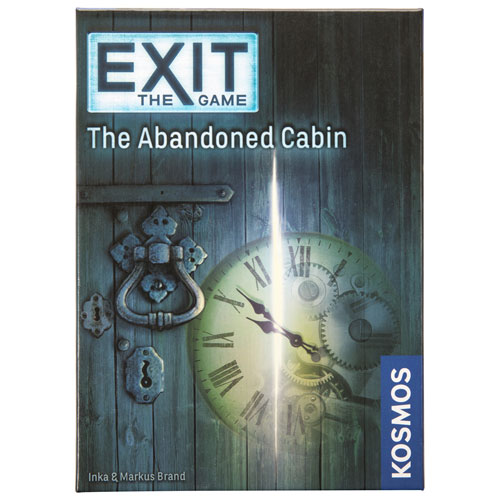 Exit The Abandoned Cabin Board Games