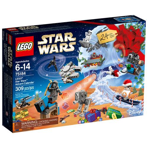LEGO Star Wars Advent Calendar - 309 Pieces (75184)