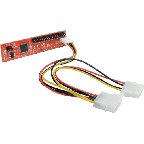 Tripp Lite 40-Pin Male IDE to 2.5 in., 3.5 in. and 5.25 in. SATA Adapter