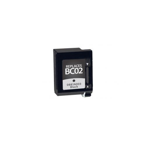Remanufactured Black Ink Cartridge for Canon BC-02 (DPCBC02CA)