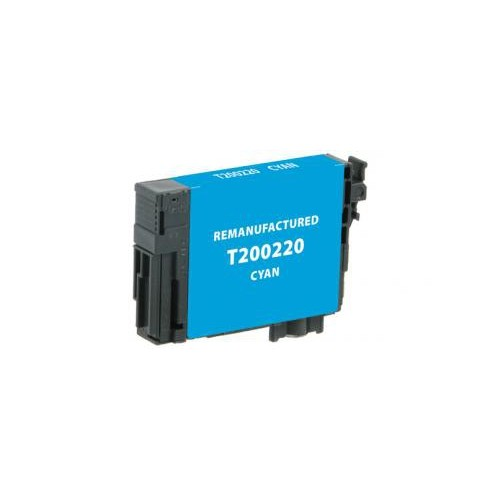 Remanufactured Cyan Ink Cartridge for Epson T200220 (EPC200220)