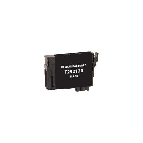Remanufactured Black Ink Cartridge for Epson T252120 (EPC252120)