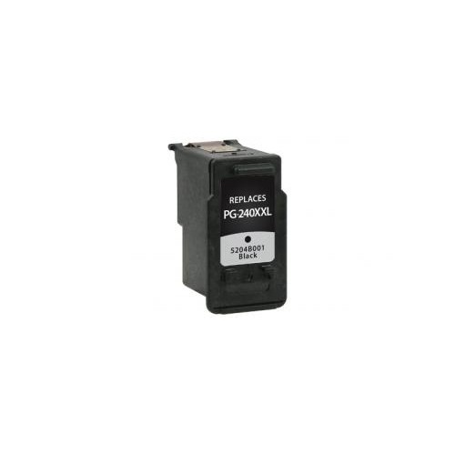 Remanufactured Extra High Yield Black Ink Cartridge for Canon PG-240XXL (DPCPG240XXLCA)