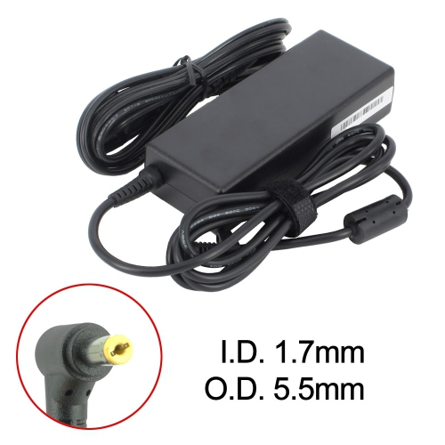 BattDepot: Replacement Laptop Adapter for Acer Aspire/TravelMate Series. 19V 4.74A 90W Adapter
