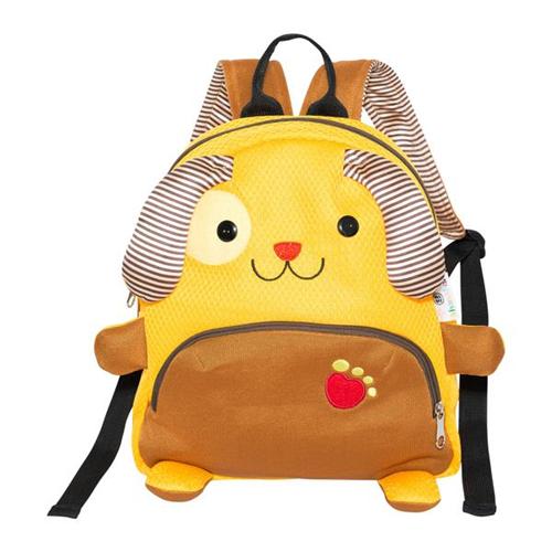 8f6fd5b97bd5 ShanShar Lightweight Yellow Puppy Backpack School Backpack Kids Backpack
