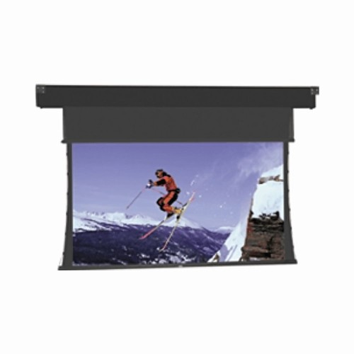 "Tensioned Horizon Electrol 1.33:1 (NTSC) Native Aspect RatioHC Audio Vision 87"" x 116"""