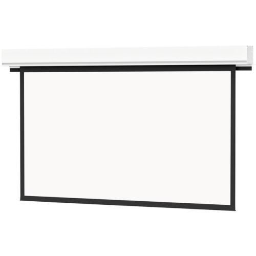"Advantage Deluxe Electrol - HDTV Format HC Matte White110"""