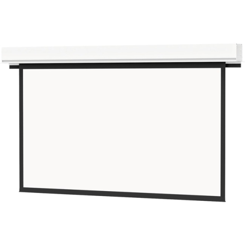 "Advantage Deluxe Electrol - HDTV Format Matte White 1 84"""