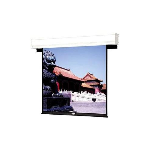 Advantage Deluxe Electrol - Video Format Matte White120""