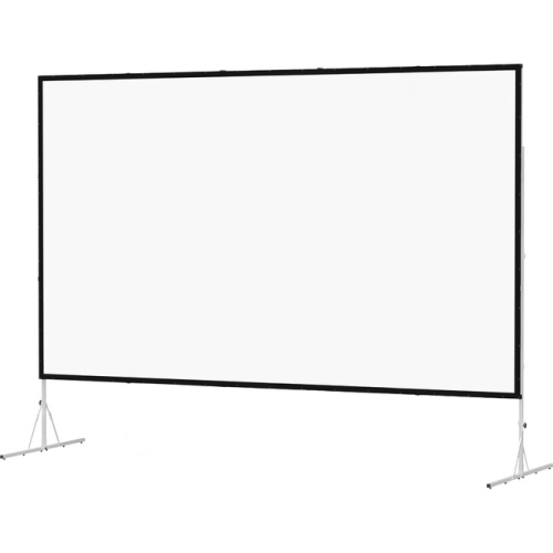 "Da-Mat HD Fast-Fold Deluxe Complete Screen 62"" x 96"" Area 58"" x 92"""