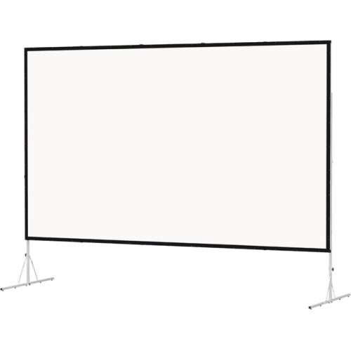 "Da-Mat HD Fast-Fold Deluxe Complete Screen 7'6"" x 10' Area 86"" x 116"""