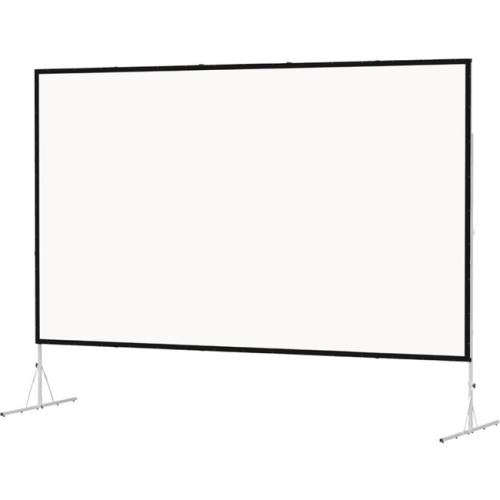 "Da-Mat HD Fast-Fold Deluxe Complete Screen 92"" x 144"" Area 88"" x 140"""