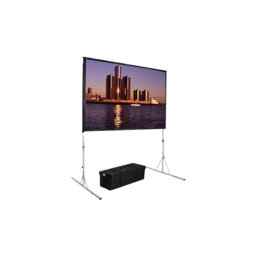 "Da-Mat HD Fast-Fold Deluxe Complete Screen 8' x 14' Area 92"" x 164"""