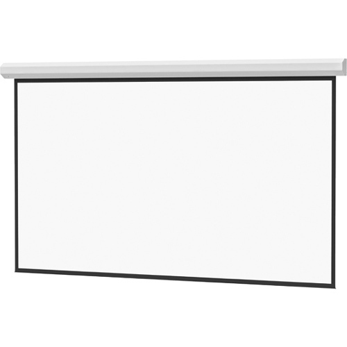 """Large Cosmopolitan Electrol - HDTV Format Matte White 188"""""""