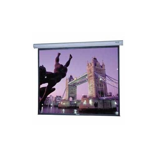 """Large Cosmopolitan Electrol - HDTV Format Matte White 216"""""""