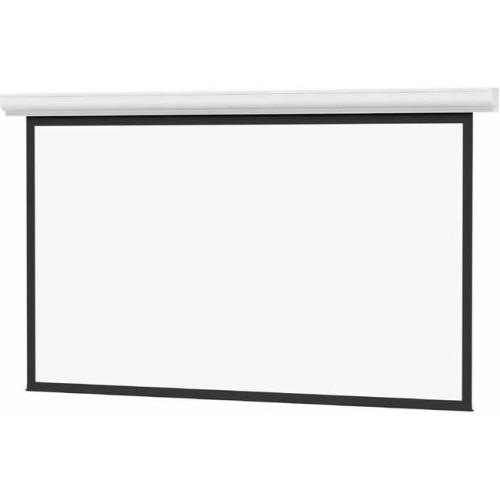"Designer Contour Electrol - HDTV Format Matte White 77"""