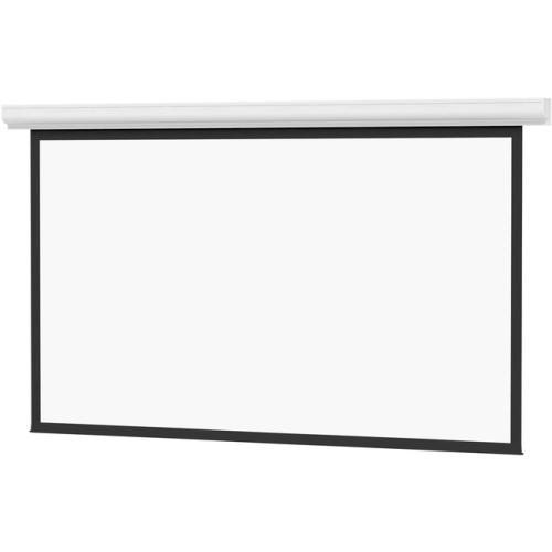 "Designer Contour Electrol - Video Format Matte White 100"""