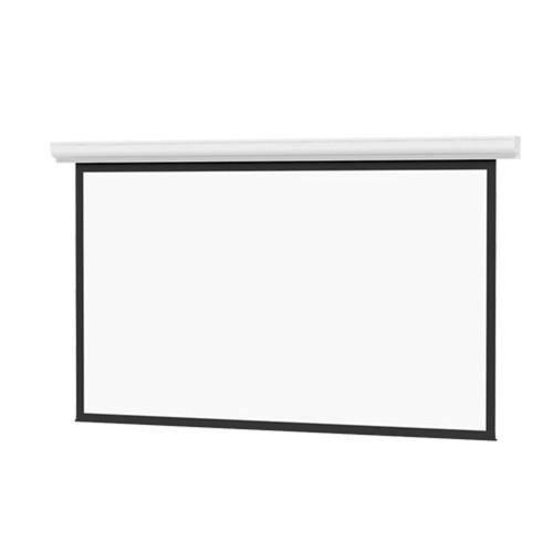 "Designer Contour Electrol - Video Format HC Matte White 100"""