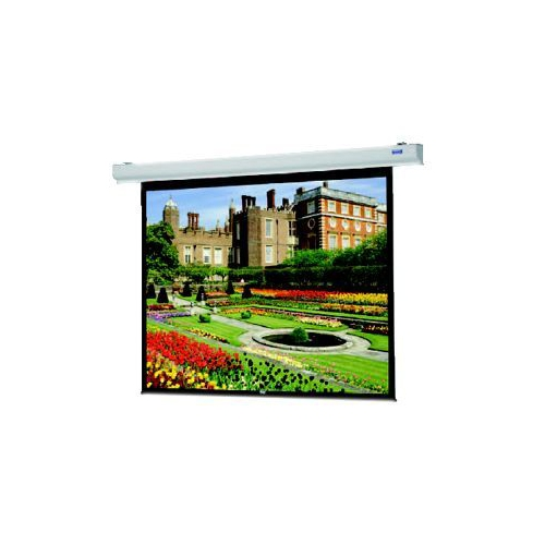 Designer Contour Electrol With Built-In Infrared Remote - Matte White 92""