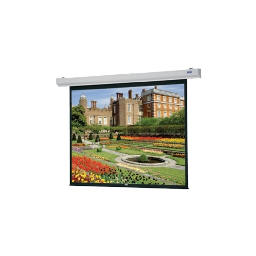 """Designer Contour Electrol With Built-In Infrared Remote - Matte White 84"""""""