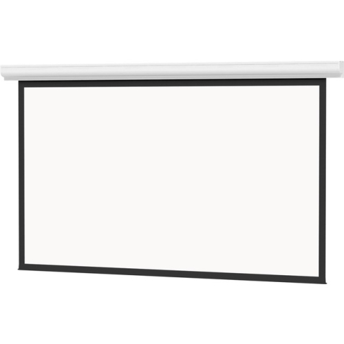 Designer Contour Electrol With Built-In Infrared Remote - Matte White 100""