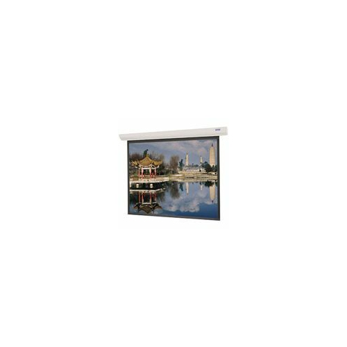 "Designer Contour Electrol With Built-In Infrared Remote - Matte White 70"" X 70"""