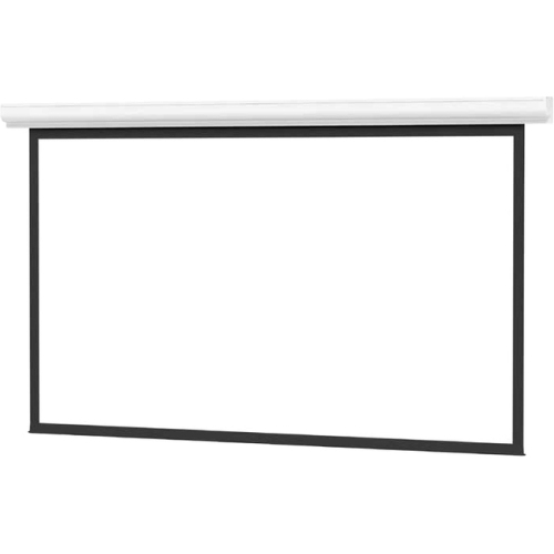 "Designer Contour Electrol With Built-In Infrared Remote - HC Matte White 84"" X 84"""