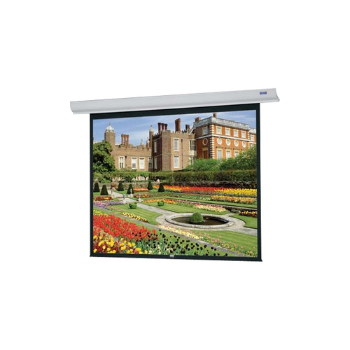 Designer Contour Electrol With Built-In Infrared Remote - HC Matte White 8' X 8'