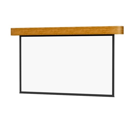 Designer Electrol - Cambridge Matte White Gunstock Walnut 84 x 84