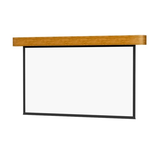 Designer Electrol - York Matte White Medium Oak 120 Diag.