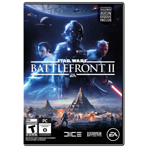 Star Wars Battlefront II (PC) - French